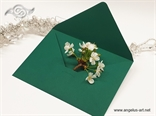Tamno zelene kuverte 12x17,5cm