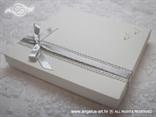 ukrasna kutija za jastučić za prstenje