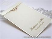 Zahvalnica za vjenčanje Golden Line