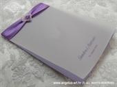Zahvalnica za vjenčanje Lilac Rose