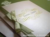 Pozivnica za vjenčanje Stylish Mint