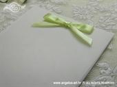 Zahvalnica za vjenčanje Simple Green