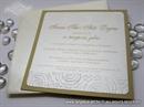 Pozivnica za vjenčanje - Rose Gold Line